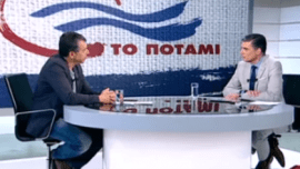 evaggelatos stavros topotami tv