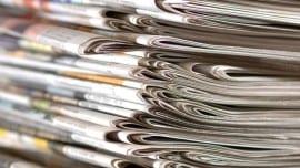 news newspapers efimerides