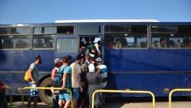 bus paidia children leoforeio