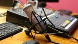 microphone mikrofono radio