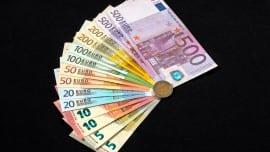 money euro lefta