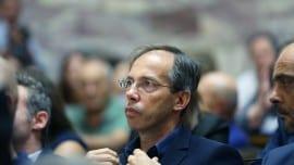 Γιώργος Μαυρωτάς, βουλευτής Αττικής και υπεύθυνος του τομέα Ανώτατης Εκπαίδευσης