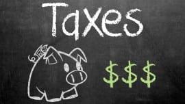 taxes foroi oikonomia