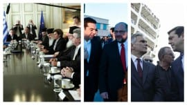 tsipras collage