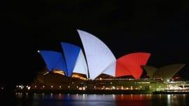 Η Όπερα του Σίδνεϋ στην Αυστραλία