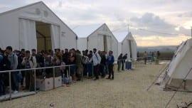 Ειδομένη-πρόσφυγες