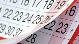imerologio calendar
