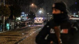 istanbul bombing