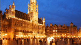 brussels great market square