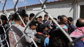 chios stavros paidia eidomeni prosfuges refugees metanastes metanasteftiko