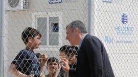 chios stavros eidomeni prosfuges refugees metanastes metanasteftiko