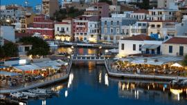 agios nikolaos kriti greece