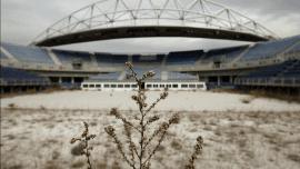 olympic village katastrofes