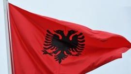 flag alvania