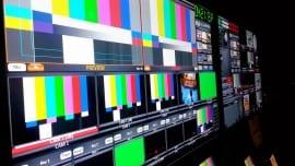 camera tv studio