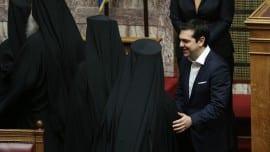 tsipras papades vouli