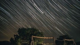 sky minimal stars