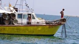 αλιεια, ψαρας, βαρκα