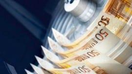 euro lefta money minimal economy oikonomia