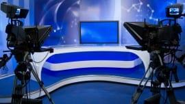 studio camera tv