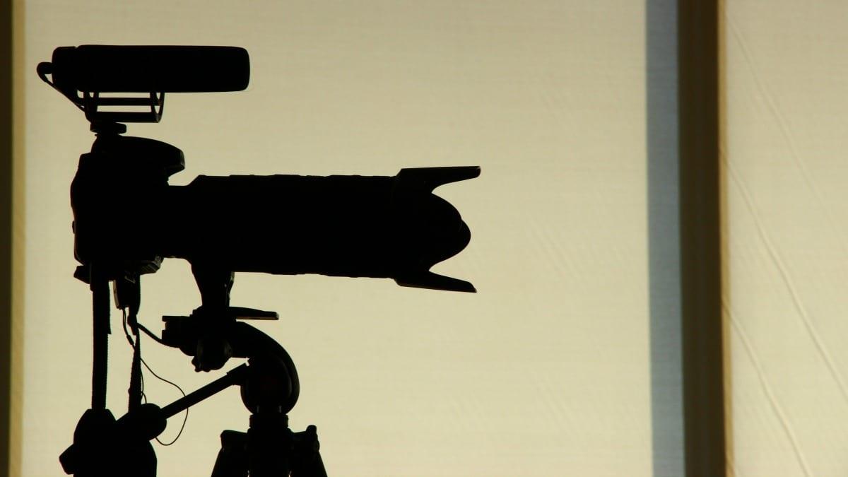 camera shadow minimal