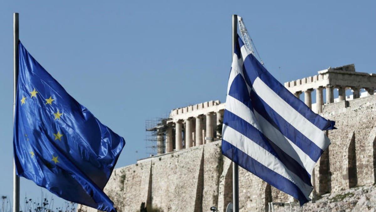 ellada greek flag akropoli