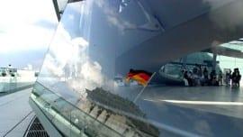 flag reflection german