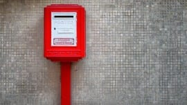 mail minimal