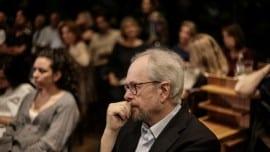 Ο πρέσβης ε.τ. Γιώργος Κακλίκης, μέλος της Επιτροπής Διαλόγου και ειδικός σύμβουλος του Σταύρου Θεοδωράκη σε θέματα Εξωτερικής Πολιτικής