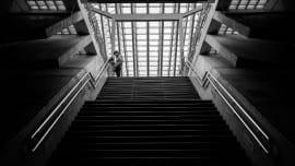 minimal stairs skala