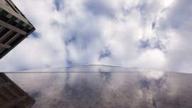 sky ouranos minimal