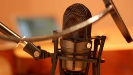 onair microphone radio