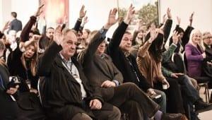 Ψηφοφορία για το νέο προεδρείο της ΜΕΣΥΑ