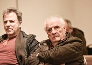 Τάκης Φραγκούλης και Μάκης Παπούλιας