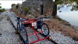 railbiking greece podilasia