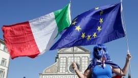 italian European flag simaies