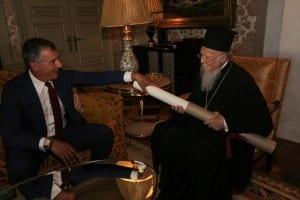 oikoumenikos patriarxis stavros