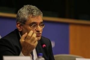 Ο ευρωβουλευτής του Ποταμιού, Μίλτος Κύρκος