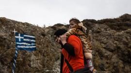 prosfuges lesvos refugees prosfugiko