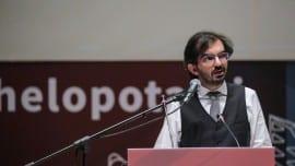 Κωνσταντίνος Χαμπίδης, Chief Digital Officer Δήμου Αθηναίων